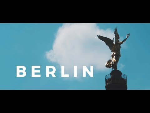 Canon G7X Mark II - Berlin, Germany, cinematic travel video
