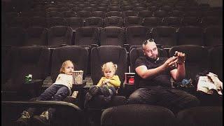 vlog в кино с детьми, шашлыцца, уборка дома, розыгрыш - Senya Miro