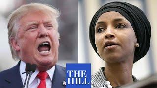 Download lagu President Trump RIPS Ilhan Omar at Iowa rally