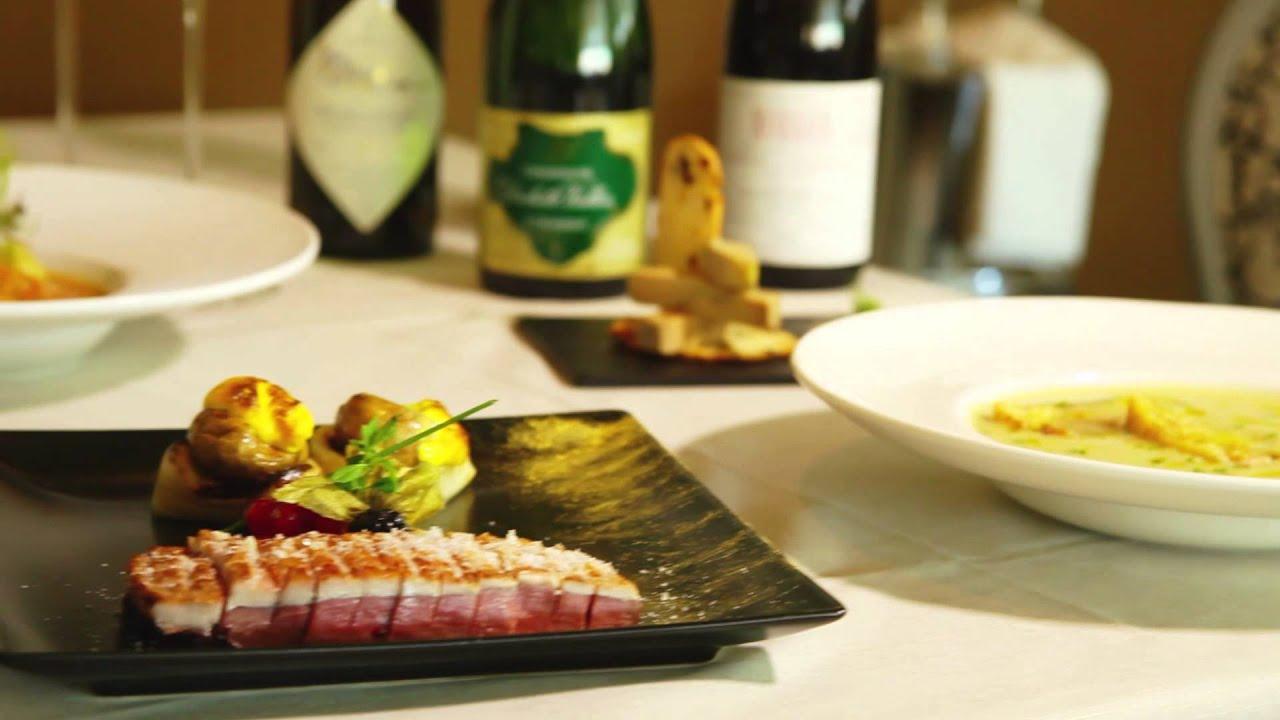 Lafayette restuarante madrid cocina francesa cityredtv for Cocina francesa