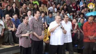 Debat Cagub & Cawagub di Universitas Indonesia