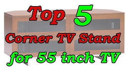 Top 5 Best Corner TV Stand for 55 inch TV 2018