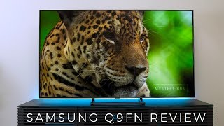 Samsung Q9FN Review: Best 4K TV 2018?