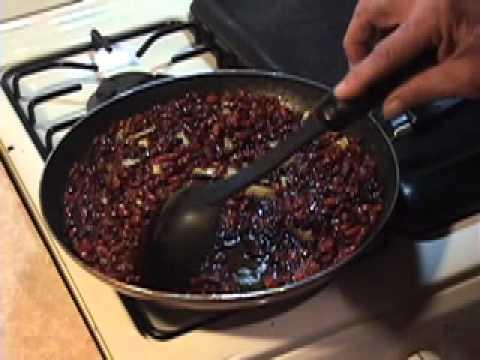 Salsa De Chile En Aceite De Oliva Youtube