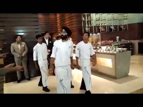 Holiday Inn Mumbai Flash Mob - 6th Anniversary