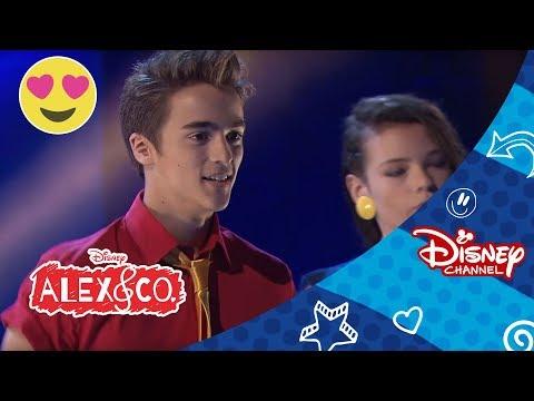 Alex & Spol. - Písnička Music Speaks. Pouze Na Disney Channel!