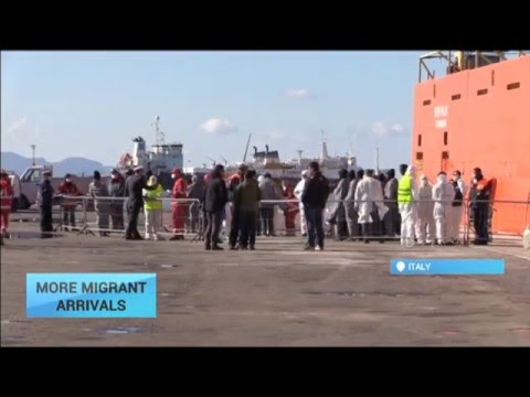 700 Migrants Arrive in Sicily: Aid agencies call for collective European approach to migrant crisis