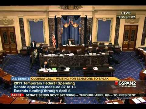 Senate Session 2011-03-17 (17:13:44-18:28:06)