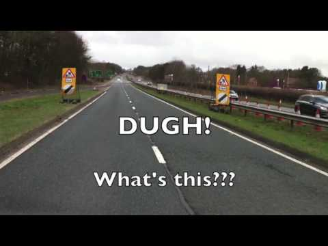Dodgy Speeding Ticket - A1, Morpeth, Northumberland, UK