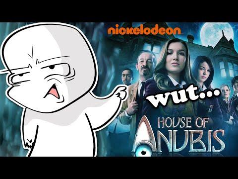House Of Anubis Was A Weird Show...