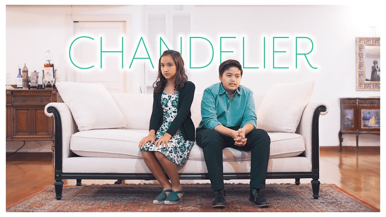 Sia - Chandelier Cover by Frances % Kevin - YouTube
