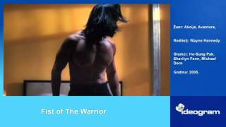 Repeat youtube video Fist of the warrior