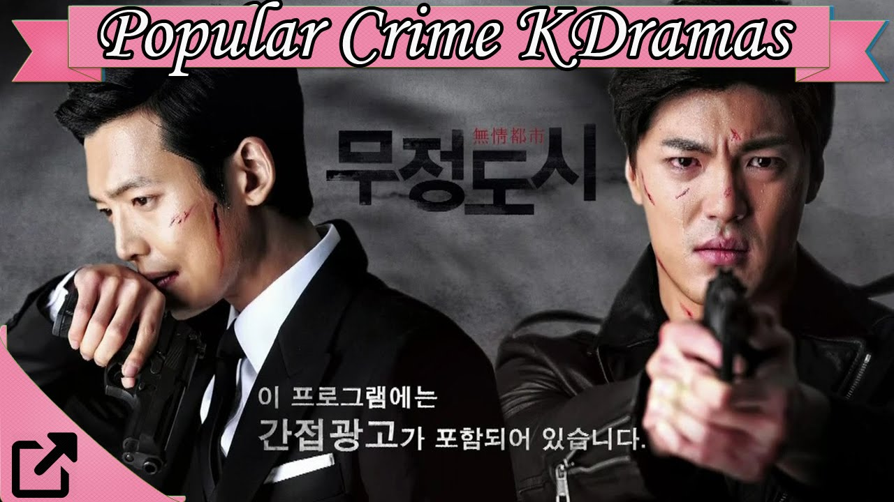 Top 25 Popular Crime Korean Dramas 2016 All The Time Youtube