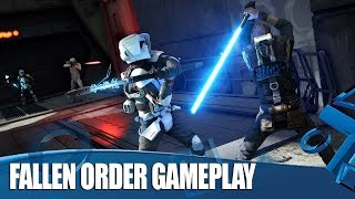 Star Wars Jedi: Fallen Order - 90 Minutes of Gameplay!