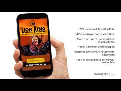 EM Mobile Gravity LionKing