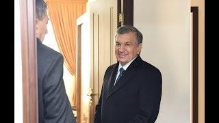 Президент Ш.Мирзиёев 21 декабря ознакомился с созидательной работой в городе Ташкенте