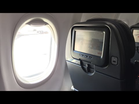 Qantas BRAND NEW DOMESTIC ECONOMY on B737 | QF745 Sydney to Adelaide