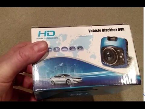 Review: AUBBC Full HD 1080P Car Vehicle HD Dash Camera Price:  $34.99