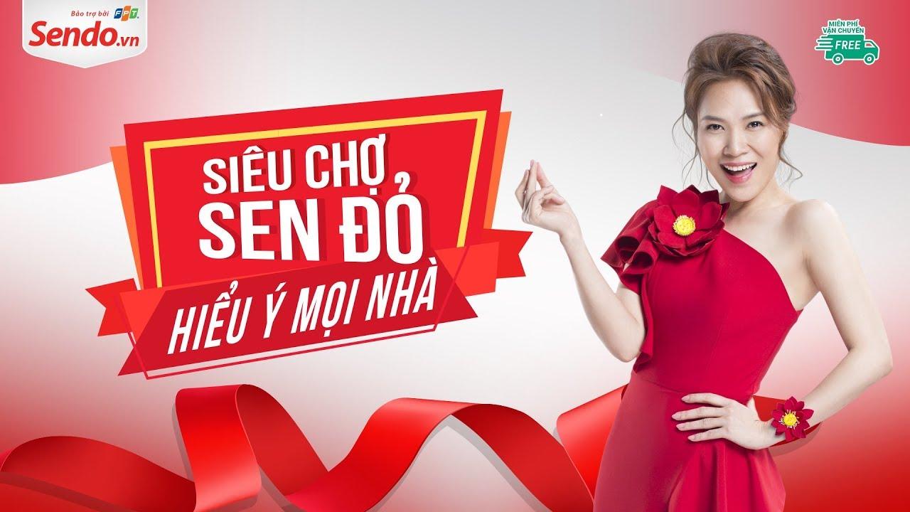 Chiến lược Marketing của Sendo sử dụng KOLs