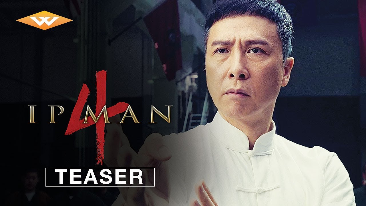 Ip Man 4 The Finale Comes To Select Theaters Dec 25