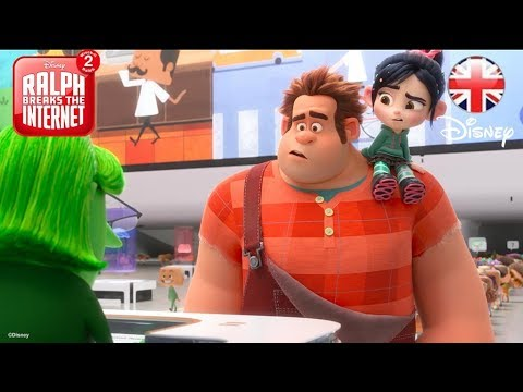 RALPH BREAKS THE INTERNET: Wreck-it Ralph 2 Final Trailer 2018    Disney UK