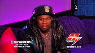 HOWARD STERN: 50 Cent talks about dating Chelsea Handler & talking to Michael Jackson
