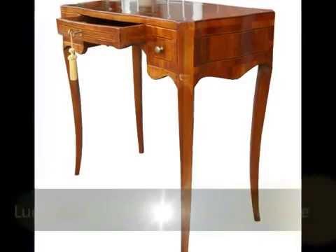 Tavolino tavolini scrittoio scrittoi classici arte povera for Tavolini arte povera