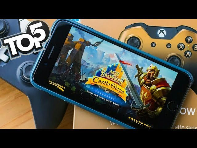 Top 5 New Android/iOS Games of 2019 | High Graphics 🔥(Online/Offline) #Pro2