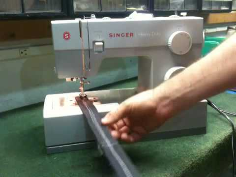 Thickness Changes Singer Commercial Grade Heavy Duty Sewing Simple Commercial Grade Sewing Machine