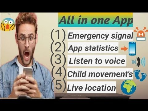 Hack someone's mobile phone and get full information about them in 2 min|find your family location