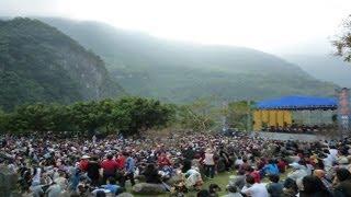 台湾の大自然で音楽祭を満喫