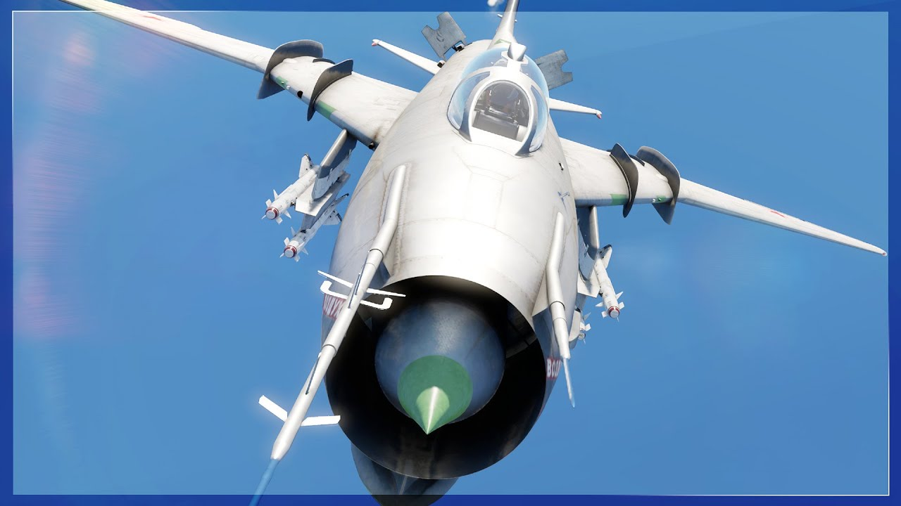 Download a jet so fast it kills you before you can turn up danger zone | Su-17M2