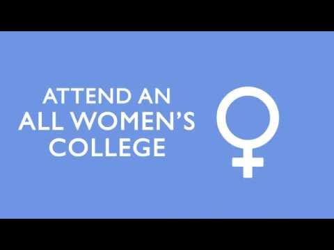 Why Attend A Women's College?