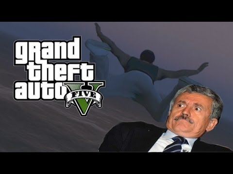 Thumbnail: GTA V IS RACIST