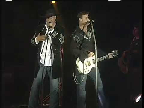 MONTGOMERY GENTRY She Couldn't Change Me 2008 LiVe