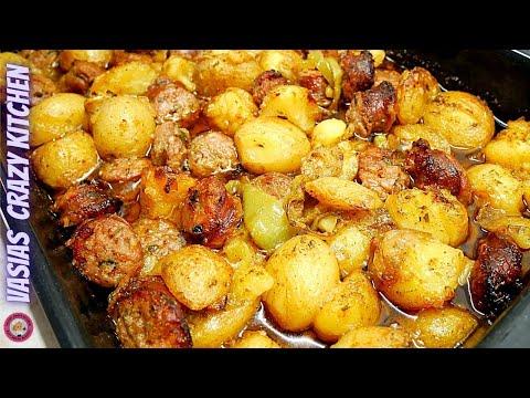 Το Πιο Ευκολο Φαγητο Του Κοσμου – Πεντανοστιμο Φαγητο Σε Λιγη Ωρα – Συνταγη Με 2 Υλικα