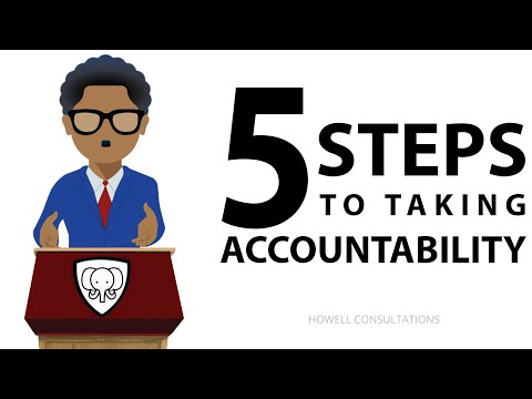 How To Hold Yourself Accountable (ACCOUNTABILITY FOR YOUR GOALS!)