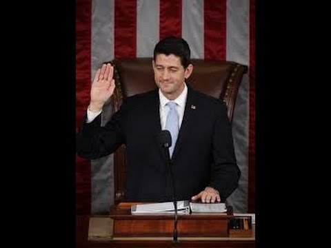The House elected Paul Ryan R WI as its new speaker