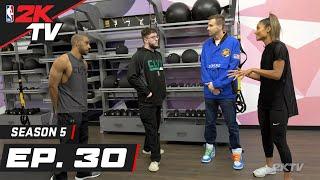 CLTX Gaming NBA 2K League Interview & Fitness Special - NBA 2KTV S5. Ep. 30