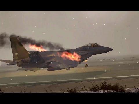 Extreme & Crash Landings Compilation - DCS World