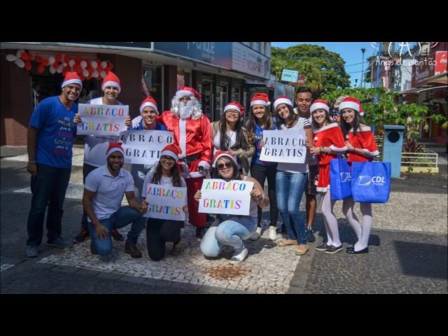 Abraço Gratis 17/12/16 Franca sp