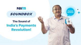 India ka magic box – Paytm SoundBox!