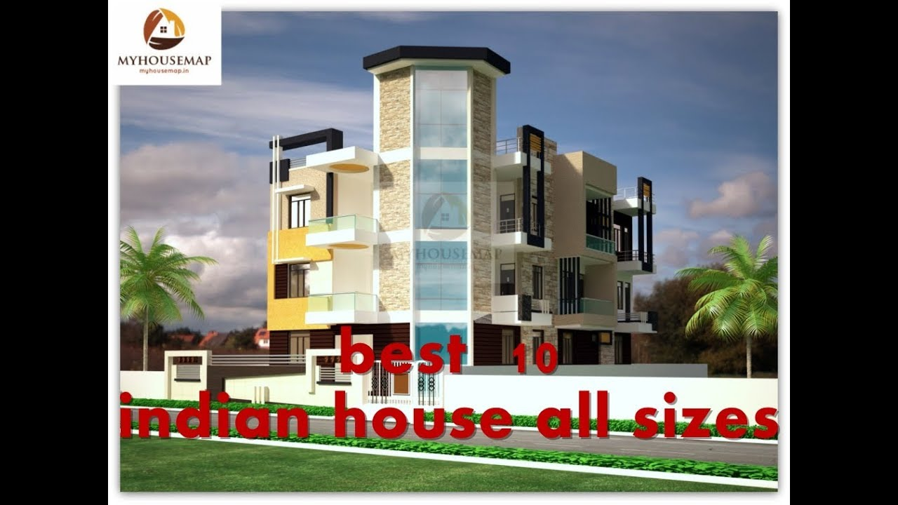 Best 10 Indian House Front Elevation Design All Sizes Indian House