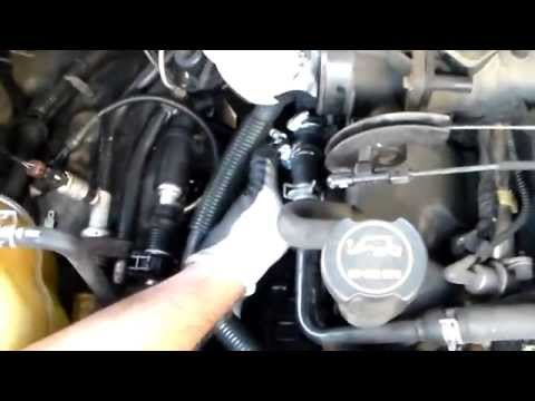 how to add antifreeze to radiator