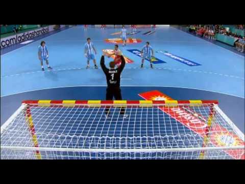 Comienza el Mundial de Handball 2017 en Francia from YouTube · Duration:  1 minutes 19 seconds