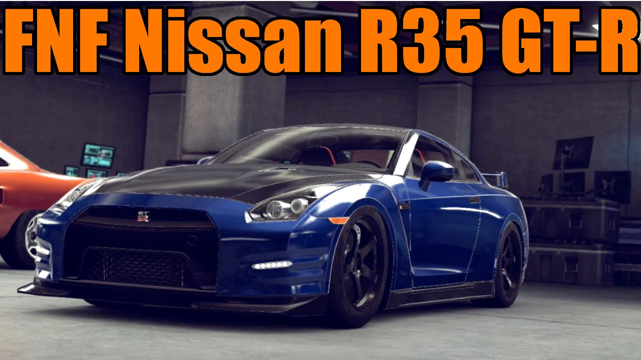 forza horizon 2 the fast and furious nissan r35 gt r youtube. Black Bedroom Furniture Sets. Home Design Ideas