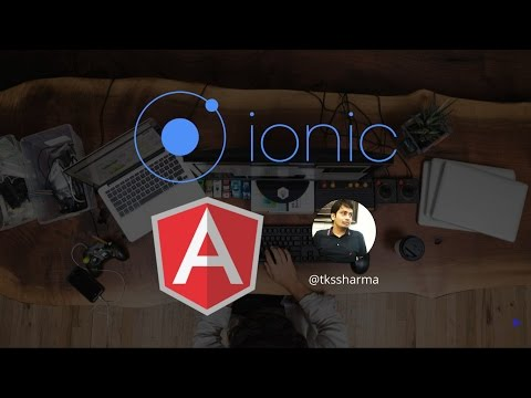 Introduction to Ionic CLI to Create Application