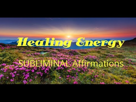 Healing Energy | Deep Delta | Subliminal Affirmations | Sleep |Isochronic Tones | Binaural Beats