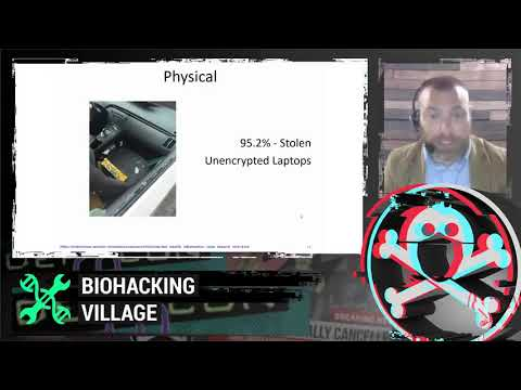 DEF CON Safe Mode Biohacking Village - Negre, McMahon- Securing Medical Devices On A Shoestring