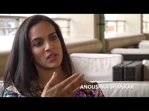 Anoushka Shankar Interview - Sukanya the Opera